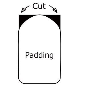 put a padding